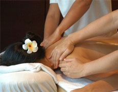 4 hands Massage London