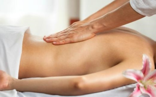 Back Massage London