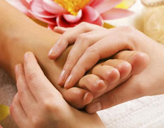 Reflexology Massage London